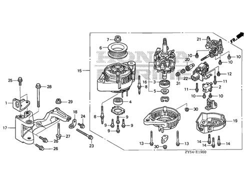 Honda Outboard Parts >> Honda Marine Outboard Motors Vs Marine Atascadero California
